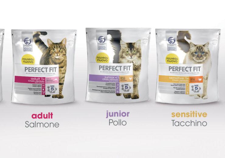 Perfect Fit, la gamma per gatti sterilizzati