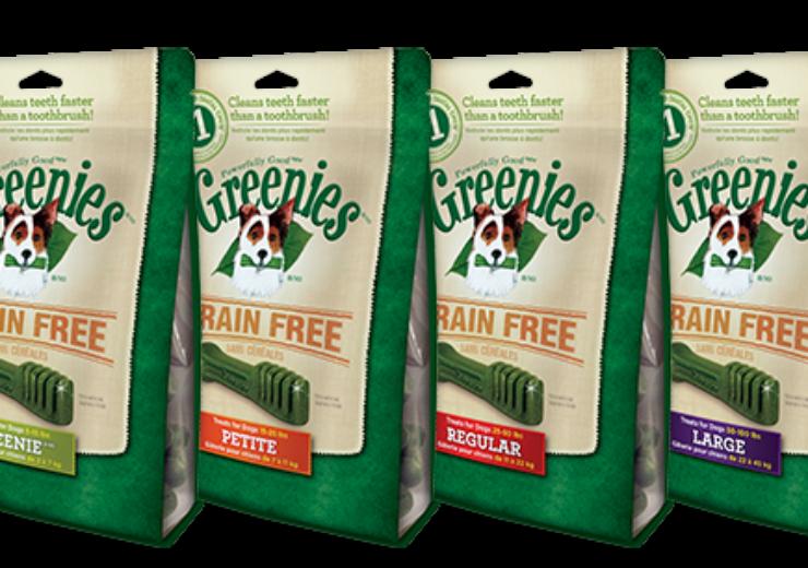 Greenies, snack per l'igiene orale del tuo cane
