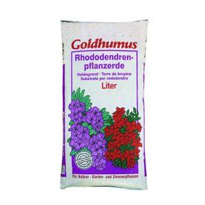 goldhumus rododendri