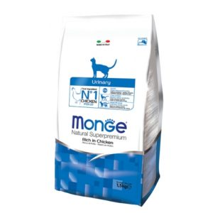 Monge Urinary Ricco di Pollo kg. 1,5