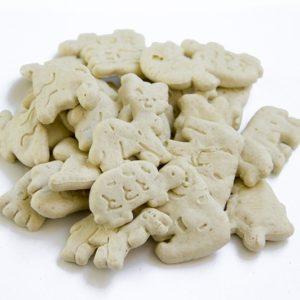 biscotti alla vaniglia animaletti per cane