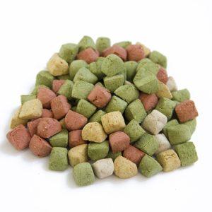 biscotti verdure cane