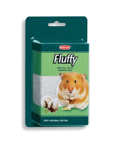 Fluffy cotone per nido per criceti
