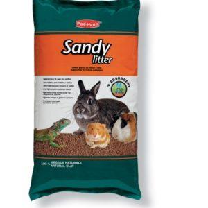 sandy-litter