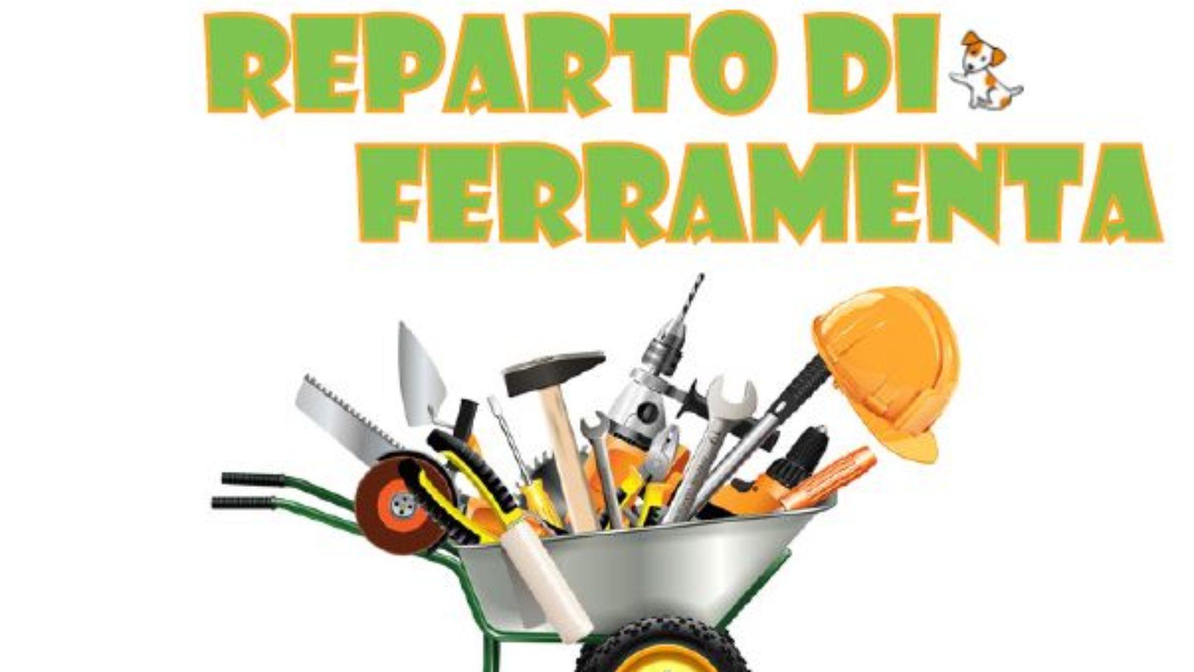 NUOVO REPARTO FERRAMENTA