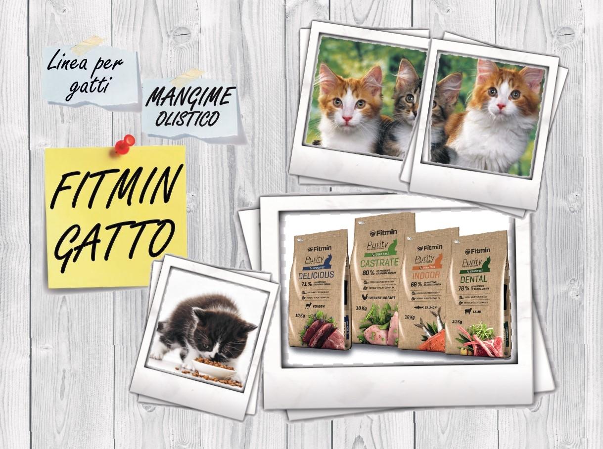 LINEA FITMIN PURITY CAT